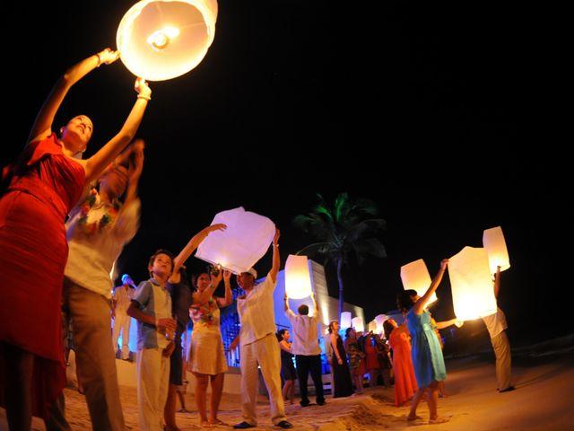 Pedro and Barbara's Wedding in Playa del Carmen, Mexico 4