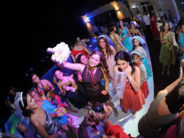 Pedro and Barbara's Wedding in Playa del Carmen, Mexico 5