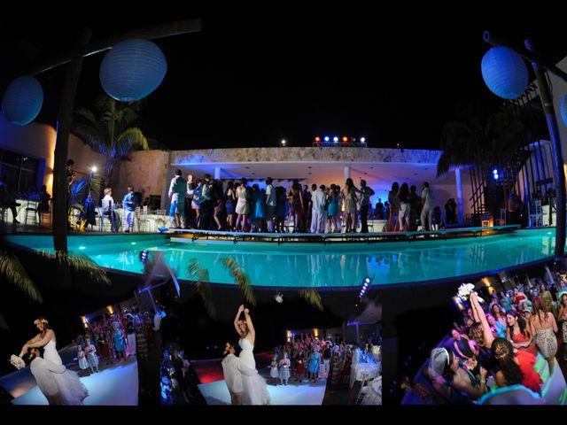 Pedro and Barbara's Wedding in Playa del Carmen, Mexico 7