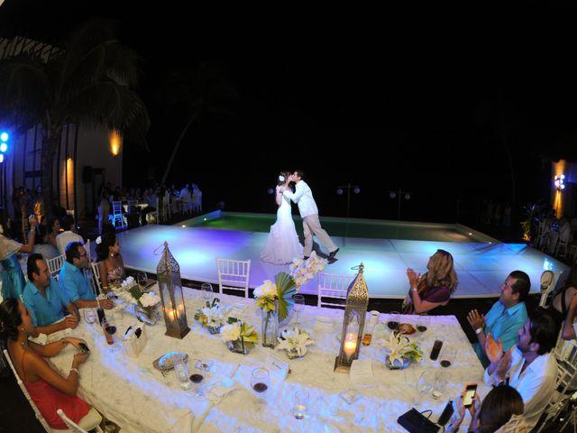 Pedro and Barbara's Wedding in Playa del Carmen, Mexico 8