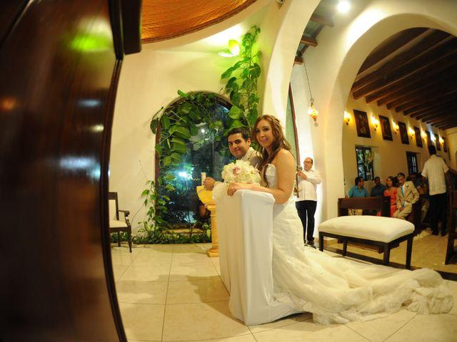 Pedro and Barbara's Wedding in Playa del Carmen, Mexico 10