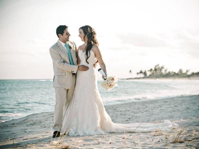 Pedro and Barbara's Wedding in Playa del Carmen, Mexico 13