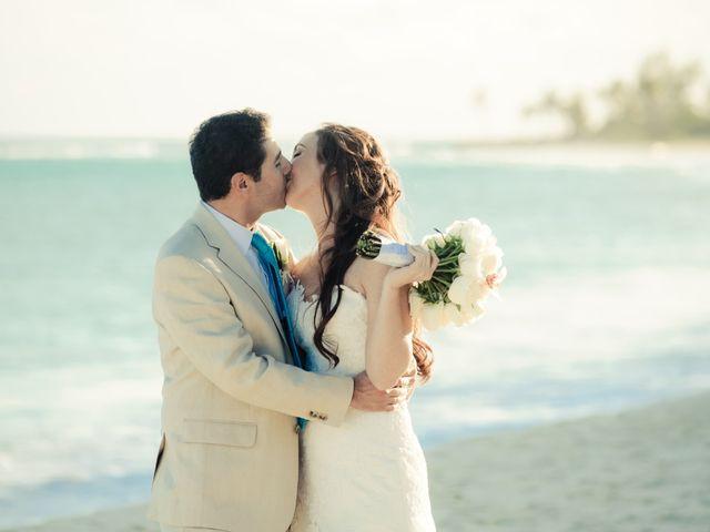 The wedding of Barbara and Pedro