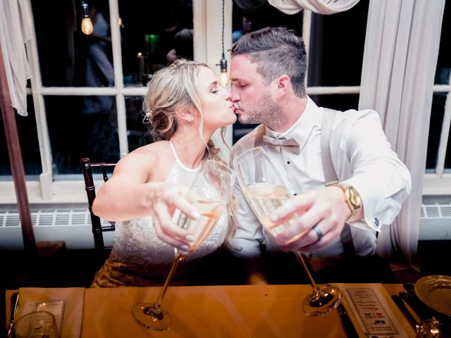 Thomas and Chelsei's Wedding in Absecon, New Jersey 2