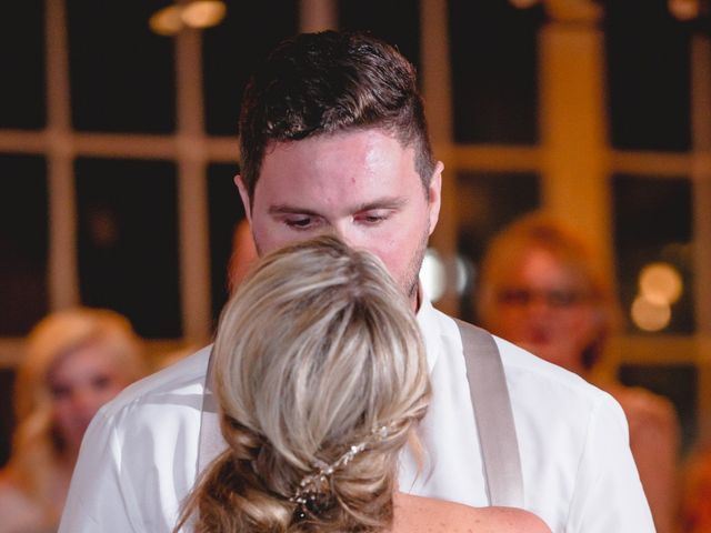 Thomas and Chelsei's Wedding in Absecon, New Jersey 7