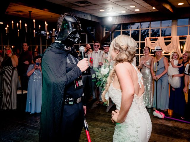 Thomas and Chelsei's Wedding in Absecon, New Jersey 9