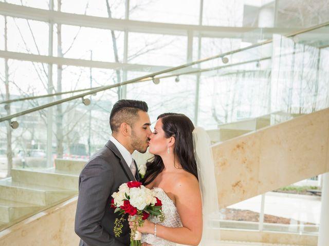 David and Katie's Wedding in Streamwood, Illinois 10