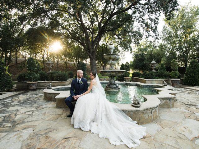 The wedding of Linda and Jeff