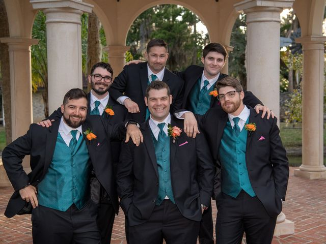 Terrence and Meredith's Wedding in Port Orange, Florida 42