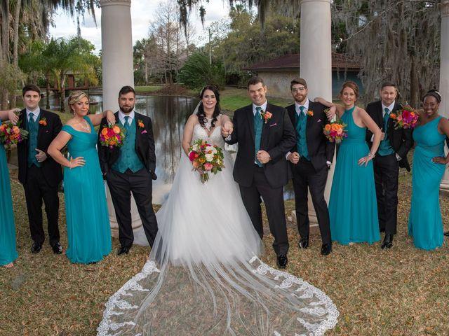 Terrence and Meredith's Wedding in Port Orange, Florida 44