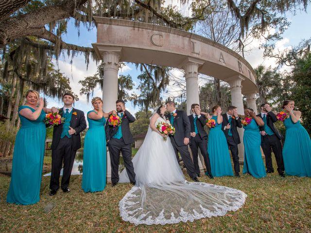 Terrence and Meredith's Wedding in Port Orange, Florida 46