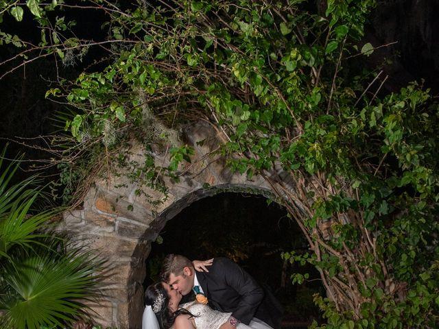 Terrence and Meredith's Wedding in Port Orange, Florida 48