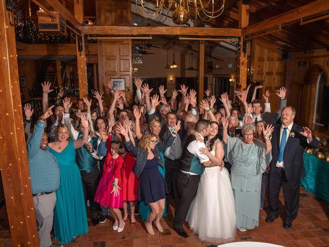 Terrence and Meredith's Wedding in Port Orange, Florida 6
