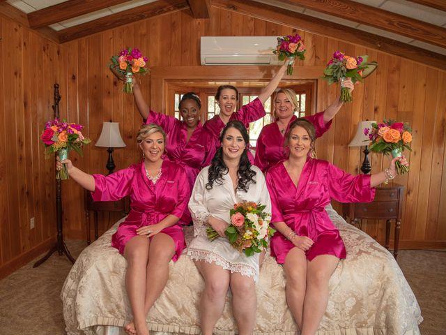 Terrence and Meredith's Wedding in Port Orange, Florida 8