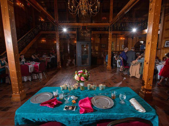 Terrence and Meredith's Wedding in Port Orange, Florida 15