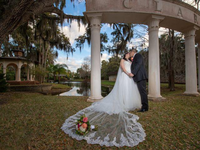 Terrence and Meredith's Wedding in Port Orange, Florida 16