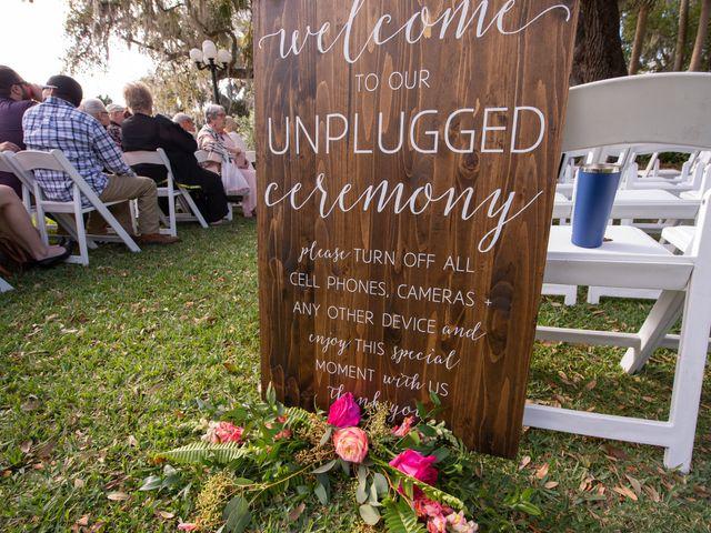 Terrence and Meredith's Wedding in Port Orange, Florida 19