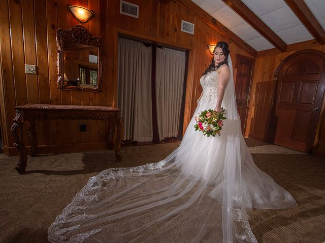 Terrence and Meredith's Wedding in Port Orange, Florida 20