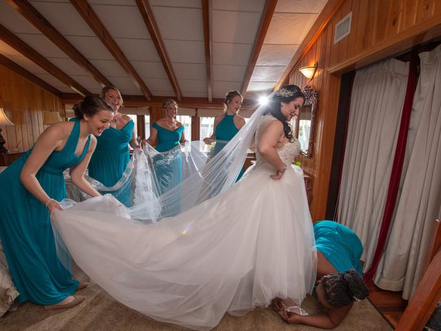 Terrence and Meredith's Wedding in Port Orange, Florida 21