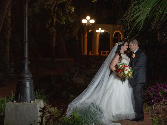 Terrence and Meredith's Wedding in Port Orange, Florida 24