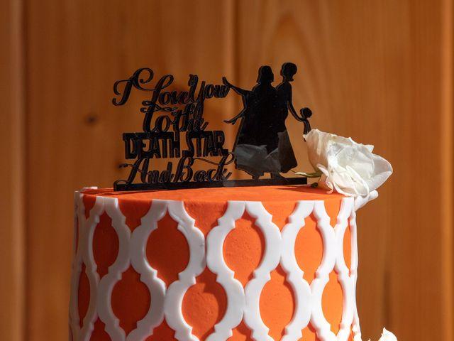 Terrence and Meredith's Wedding in Port Orange, Florida 28