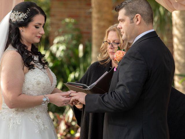 Terrence and Meredith's Wedding in Port Orange, Florida 35