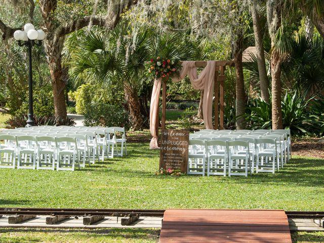 Terrence and Meredith's Wedding in Port Orange, Florida 39