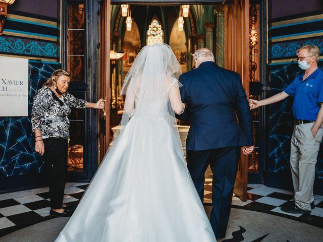 J.. and A..'s Wedding in Cincinnati, Ohio 5