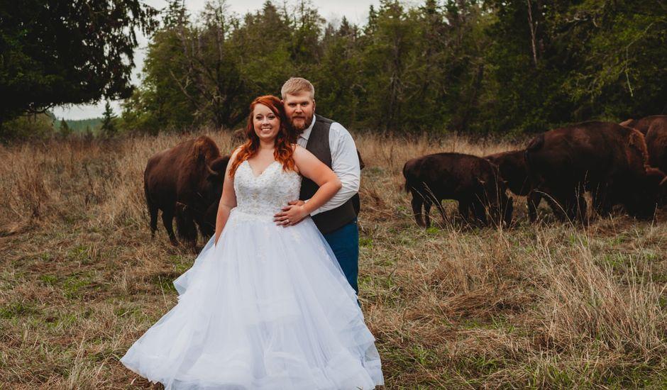 Jordan and Jessica's Wedding in Eatonville, Washington