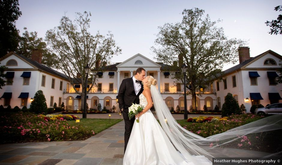 Scott and Morgan's Wedding in Williamsburg, Virginia