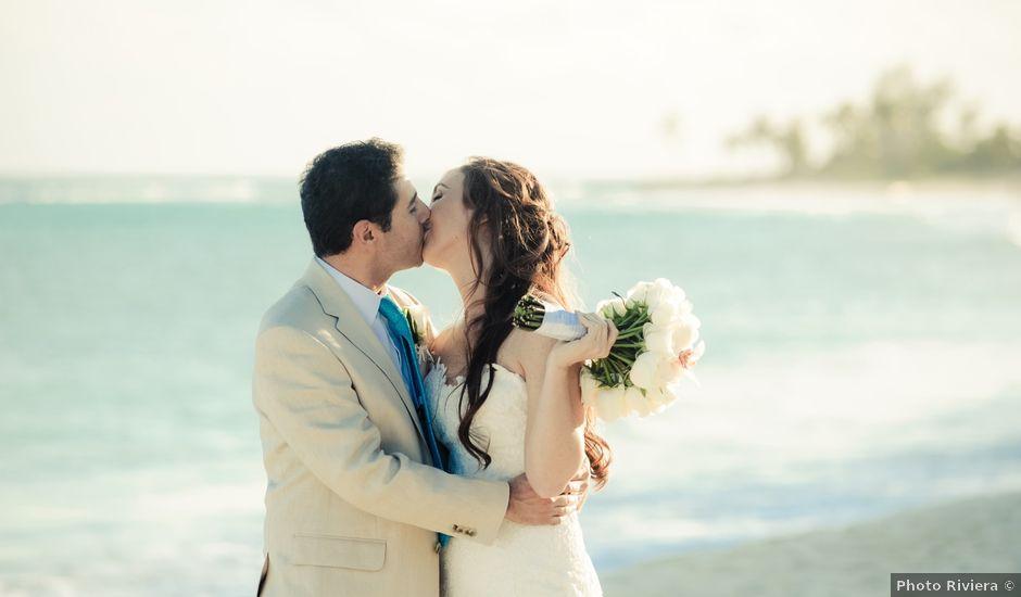 Pedro and Barbara's Wedding in Playa del Carmen, Mexico