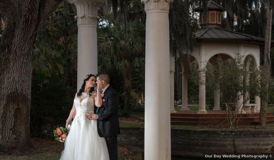 Terrence and Meredith's Wedding in Port Orange, Florida