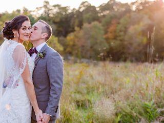 The wedding of Julia and Rusty