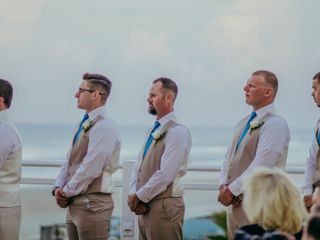 Austin and Randi's Wedding in Daytona Beach, Florida 3