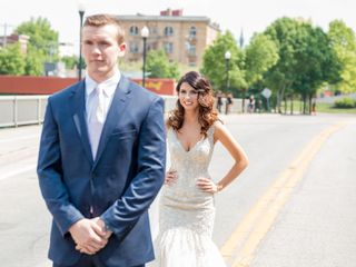 The wedding of Alexandra and Andrew 1