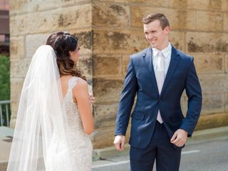 The wedding of Alexandra and Andrew 2