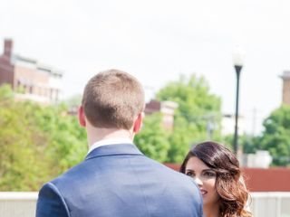 The wedding of Alexandra and Andrew 3