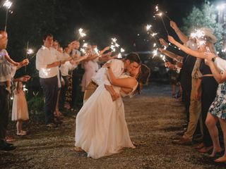 The wedding of Ginny and Jake 1