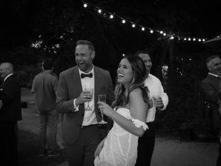 The wedding of Bianka and Eric 3