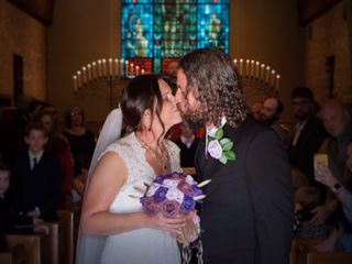 The wedding of Whitney and James 1
