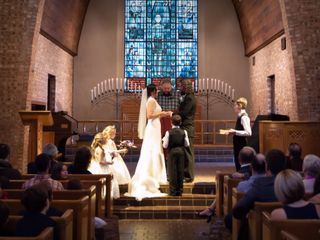 The wedding of Whitney and James 2
