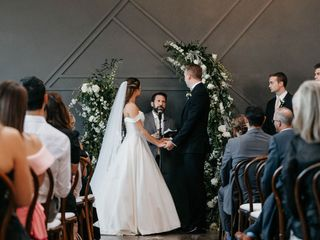 The wedding of Hamilton and Will 3