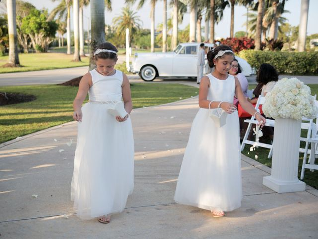 Richard and Annetys's Wedding in Fort Lauderdale, Florida 12