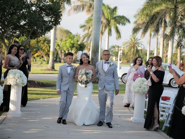 Richard and Annetys's Wedding in Fort Lauderdale, Florida 13