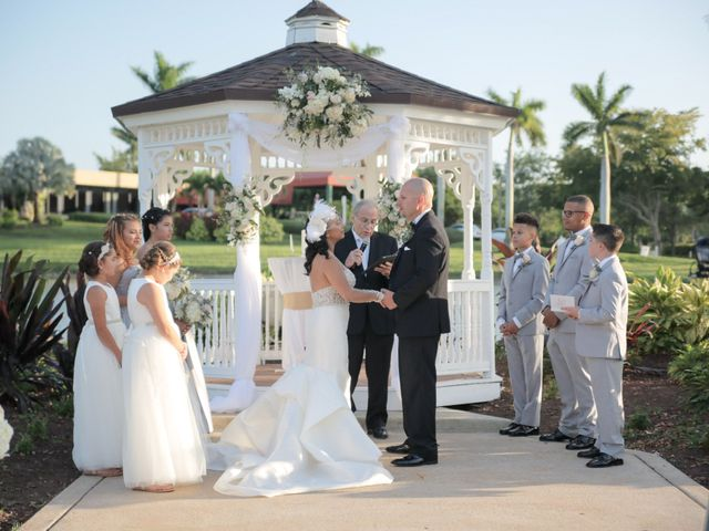 Richard and Annetys's Wedding in Fort Lauderdale, Florida 14