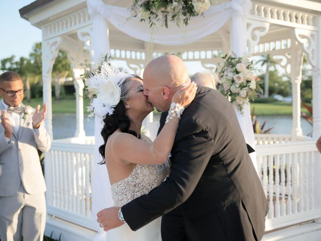 Richard and Annetys's Wedding in Fort Lauderdale, Florida 16