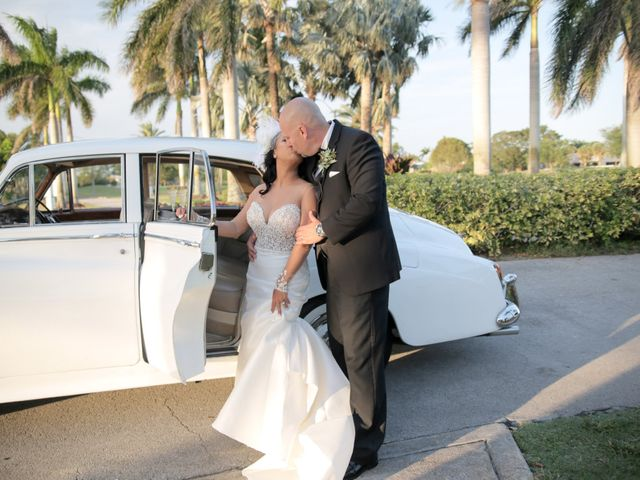 Richard and Annetys's Wedding in Fort Lauderdale, Florida 19