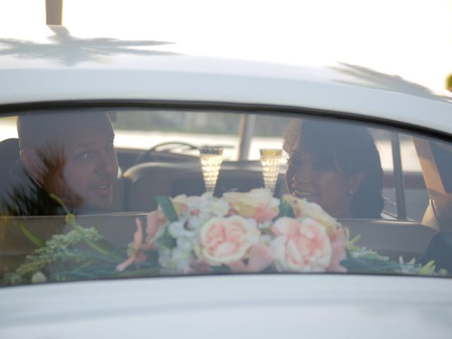 Richard and Annetys's Wedding in Fort Lauderdale, Florida 1