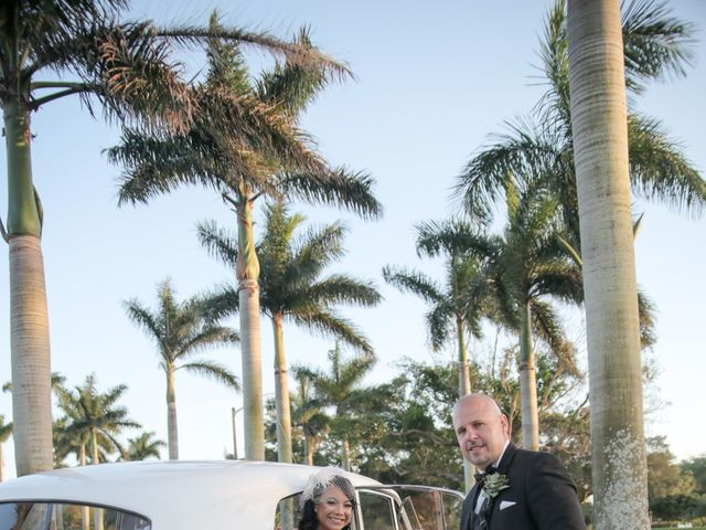 Richard and Annetys's Wedding in Fort Lauderdale, Florida 21