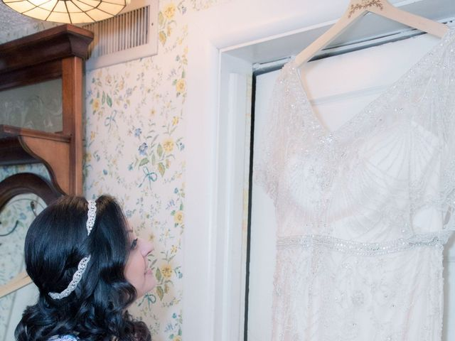 Eric and Erin's Wedding in Woodcliff Lake, New Jersey 4